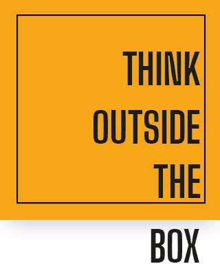 Think Outside The Box - Studio Virta